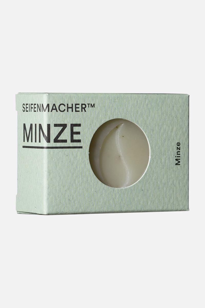 Minze Seife